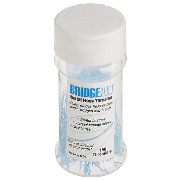 BridgeAid Dental Floss Threaders - 150 count